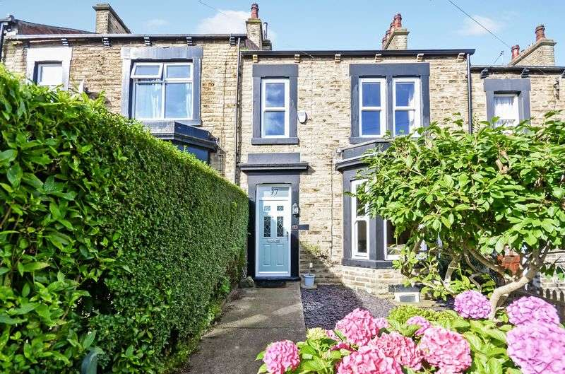 3 Bedrooms Terraced House for sale in Park Grove, Barnsley, S70