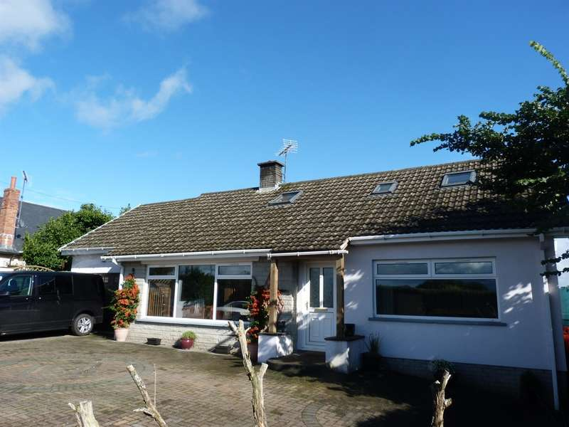 4 Bedrooms Bungalow for sale in Bryngwyn, Raglan