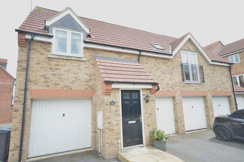 2 Bedrooms Property for sale in Owl Close, Witham St. Hughs, Lincoln, LN6