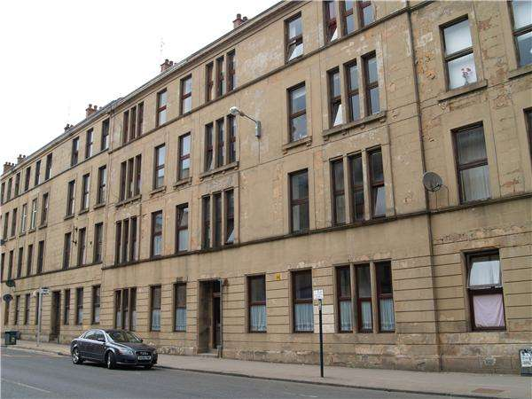 4 Bedrooms Flat for rent in Argyle Street, West End, Glasgow