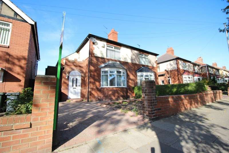 2 Bedrooms Semi Detached House for sale in Verne Road, North Shields, NE29