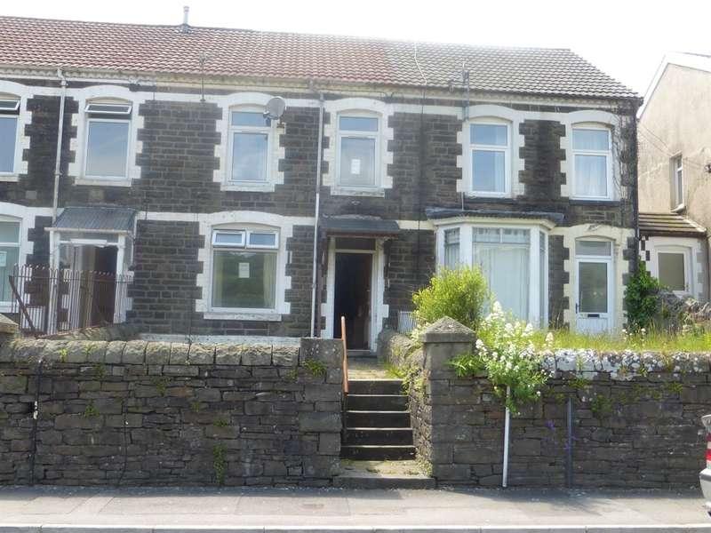 4 Bedrooms Terraced House for sale in Wood Road, Pontypridd
