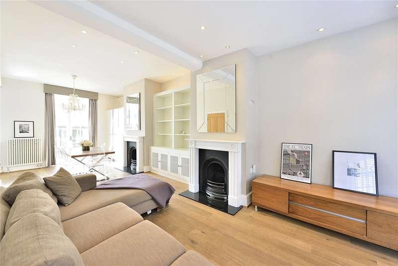 4 Bedrooms Terraced House for sale in Sekforde Street, Clerkenwell, London, EC1R