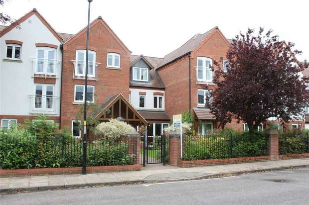 2 Bedrooms Retirement Property for sale in Montes Court, St. Andrew's Road, Earlsdon, Coventry