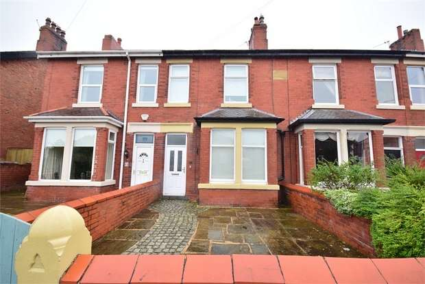 4 Bedrooms Terraced House for sale in 47 Kilnhouse Lane, LYTHAM ST ANNES, Lancashire