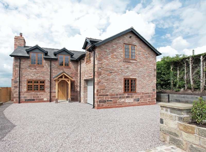 4 Bedrooms House for sale in 4 bedroom House New Build in Utkinton