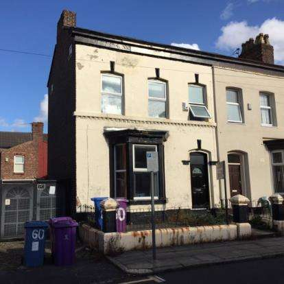 4 Bedrooms Terraced House for sale in Alton Road, Liverpool, Merseyside, L6