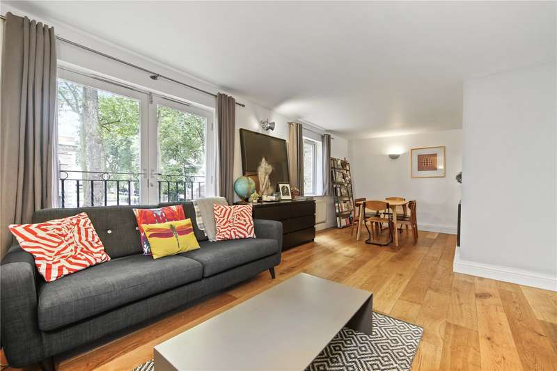 2 Bedrooms Ground Flat for sale in St. Matthew's Row, London, E2