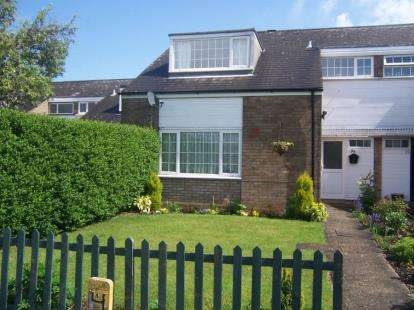 3 Bedrooms House for sale in Lannock, Letchworth Garden City, Hertfordshire