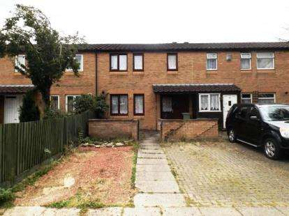 3 Bedrooms Terraced House for sale in Chapman Avenue, Downs Barn, Milton Keynes