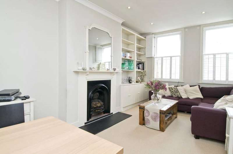 2 Bedrooms Flat for sale in Fulham Road, London, SW6