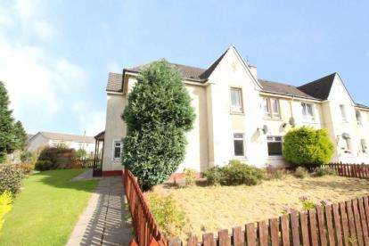 4 Bedrooms Flat for sale in Ardtoe Crescent, Glasgow, Lanarkshire