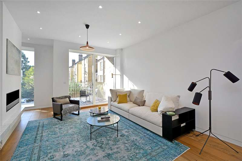 2 Bedrooms Flat for sale in Melody Lane, Highbury Grange, N5