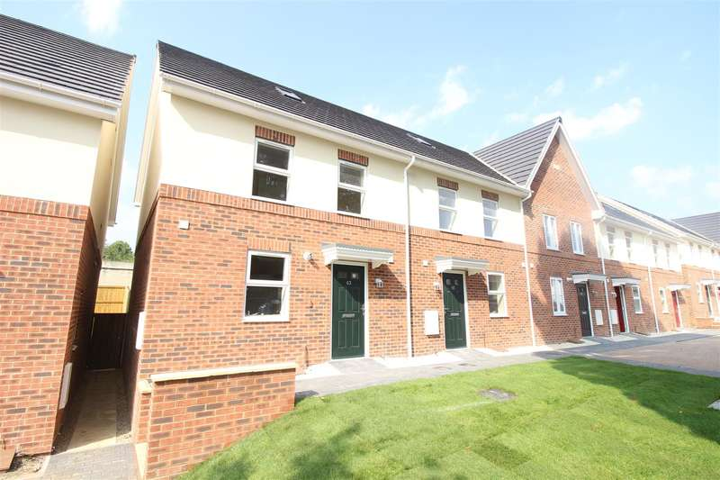 3 Bedrooms Property for sale in Newburn Crescent (plot 5), Rodbourne, Swindon