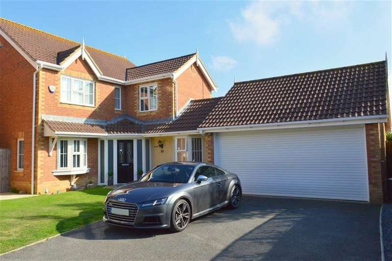 4 Bedrooms Property for sale in Micklefield Way, Seaford, East Sussex