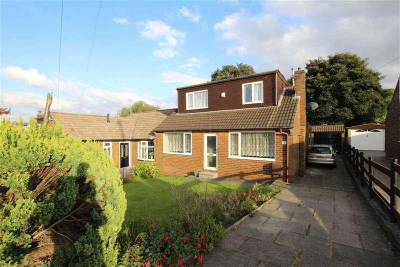 4 Bedrooms Bungalow for sale in Egremont Road, Milnrow