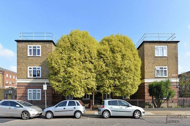 4 Bedrooms Flat for sale in East India Buildings, Poplar, E14