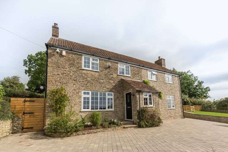 5 Bedrooms Detached House for sale in Buckland Dinham, Frome
