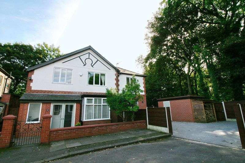 4 Bedrooms Detached House for sale in Oaklands Road, South Swinton Manchester