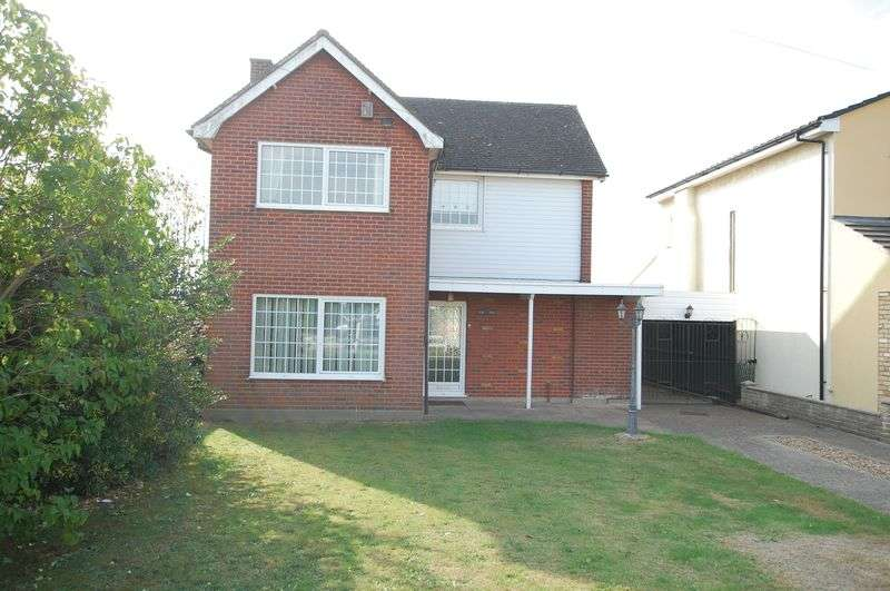4 Bedrooms Detached House for sale in Orsett