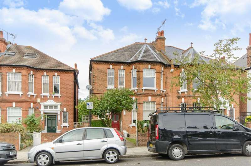 1 Bedroom Flat for sale in Minster Road, West Hampstead, NW2