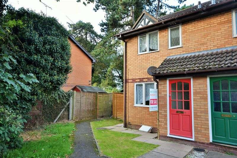 2 Bedrooms Terraced House for sale in Middlemarsh, Leominster