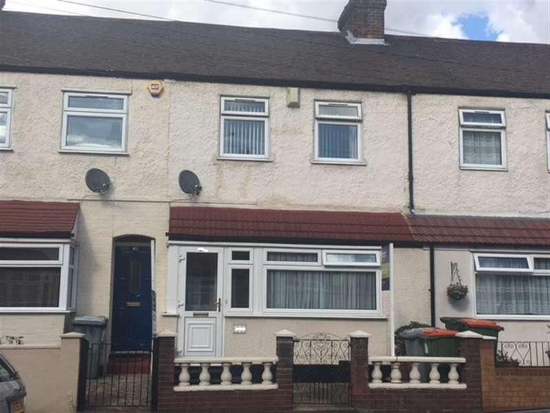 2 Bedrooms Terraced House for sale in Stokes Road, East Ham, London