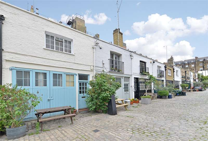 2 Bedrooms Mews House for sale in Bathurst Mews, Paddington, London, W2