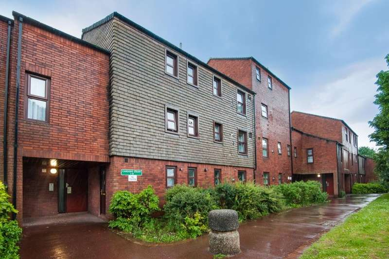 2 Bedrooms Flat for sale in /B Carders Court Commercial Road, Exeter, EX2