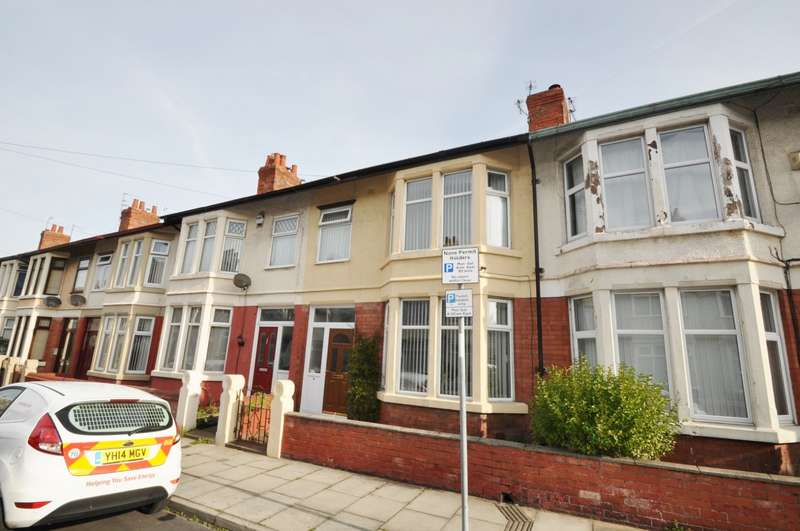 3 Bedrooms House for sale in Leominster Road, Wallasey