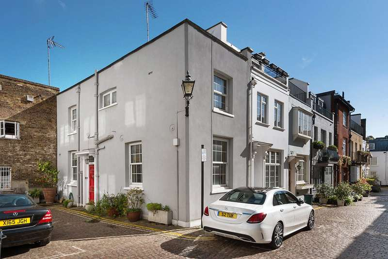 2 Bedrooms End Of Terrace House for sale in Rutland Mews South, London, SW7