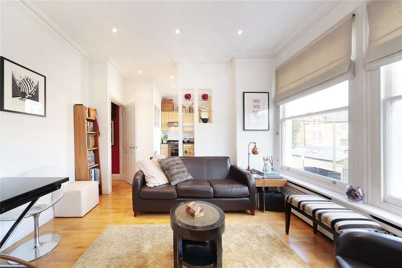 2 Bedrooms Flat for sale in Manville Road, Heaver Estate, London, SW17