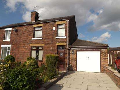 3 Bedrooms Semi Detached House for sale in Birchley Road, Billinge, Wigan, England, WN5