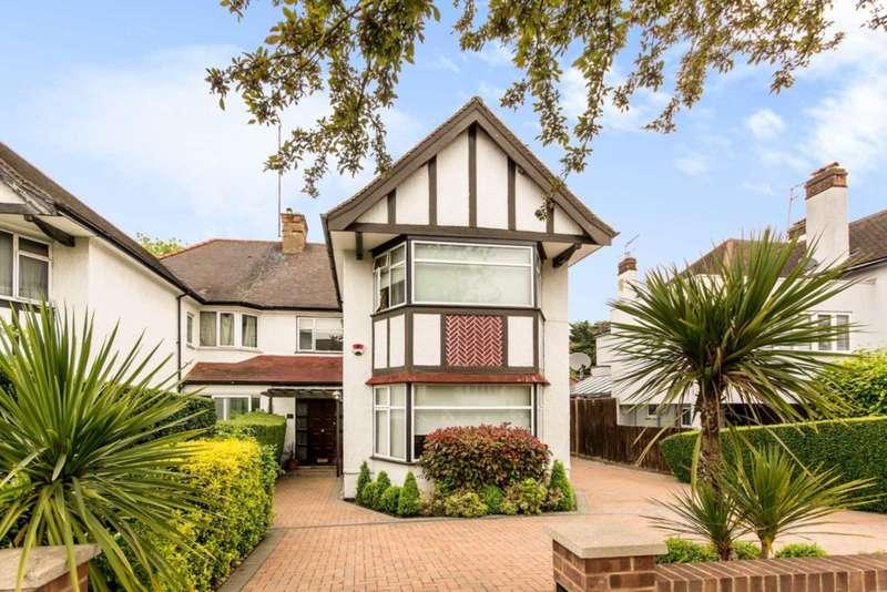 4 Bedrooms House for sale in Gresham Gardens, Golders Green