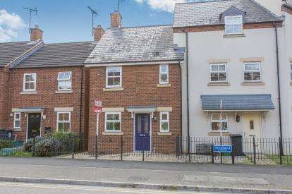 2 Bedrooms Semi Detached House for sale in Woodvale Kingsway, Quedgeley, Gloucester, Gloucestershire