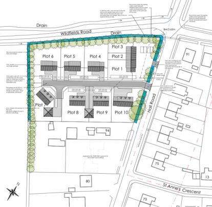 Land Commercial for sale in Clenchwarton, King's Lynn, Norfolk