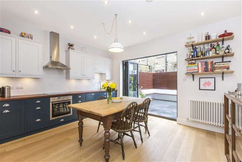 3 Bedrooms House for sale in Leverson Street, Streatham, London