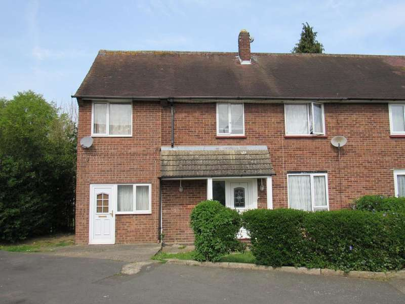 4 Bedrooms Semi Detached House for sale in Bramble Road, Luton, Bedfordshire, LU4 9LU