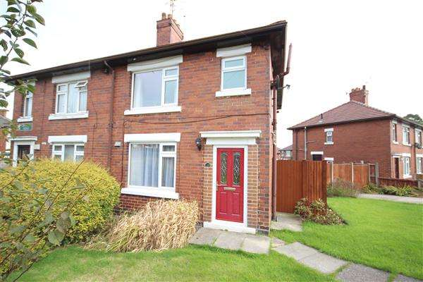 3 Bedrooms Semi Detached House for sale in Ryder Road, Meir, Stoke-on-Trent