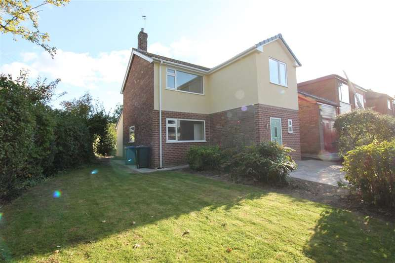 3 Bedrooms Detached House for sale in Hillock Lane, Warrington