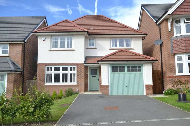 4 Bedrooms Detached House for sale in Westminster Avenue, Wrenthorpe, Wakefield
