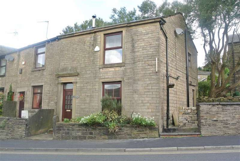 2 Bedrooms Property for sale in Huddersfield Road, Austerlands, SADDLEWORTH, OL4