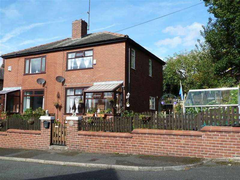 2 Bedrooms Property for sale in Gordon Street, Springhead, SADDLEWORTH, OL4