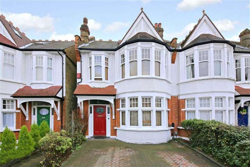 5 Bedrooms Property for sale in St Georges Road, Palmers Green, London