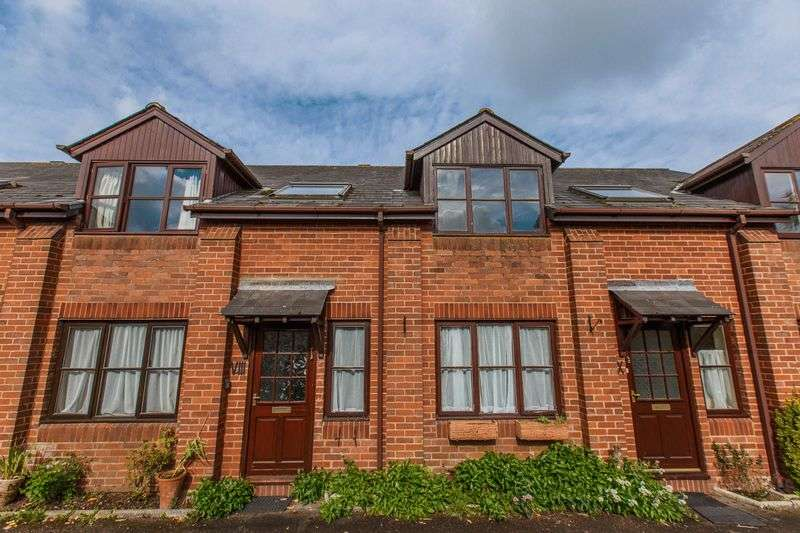 3 Bedrooms Terraced House for sale in Courbet Court, Thorverton