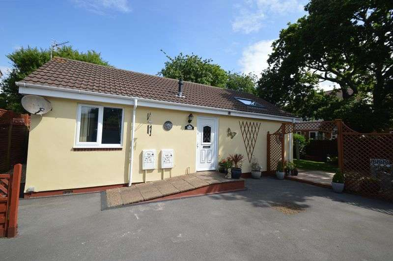 2 Bedrooms Detached Bungalow for sale in Bryant Gardens, Clevedon