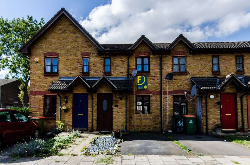 2 Bedrooms House for sale in Jersey Road, Canning Town, E16