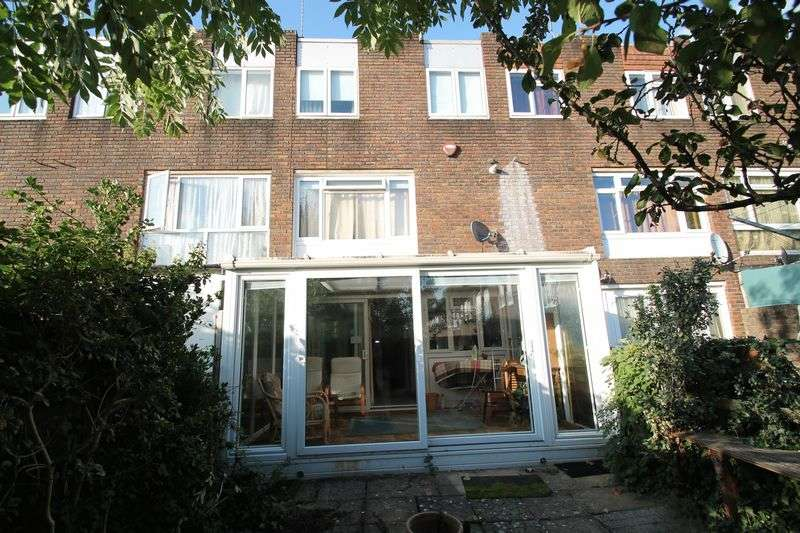 5 Bedrooms Terraced House for sale in Little Strand, London
