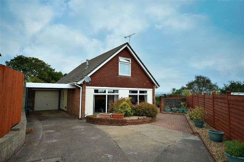 4 Bedrooms Detached House for sale in Northfield Road, Newport