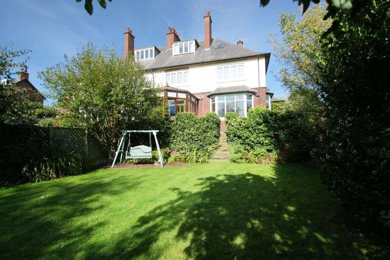 5 Bedrooms Semi Detached House for sale in Carleton Park Avenue, Pontefract